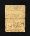 Colonial Notes:Pennsylvania, Pennsylvania May 20, 1758 20s Good-Very Good. This note was printedin the shop of Benjamin Franklin and D. Hall. A stamp hi...