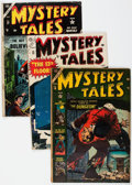 Golden Age (1938-1955):Horror, Mystery Tales Group of 7 (Atlas, 1952-54) Condition: Average GD....(Total: 7 Comic Books)
