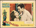 """Movie Posters:Romance, Wild Orchids (MGM, 1929). Lobby Card (11"""" X 14"""").. ..."""