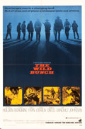 "Movie Posters:Western, The Wild Bunch (Warner Brothers, 1969). One Sheet (27"" X 41"").. ..."