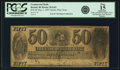 Obsoletes By State:Rhode Island, Bristol, RI - Commercial Bank $50 May 1, 1847 RI-30 G63, Durand 108. PCGS Fine 15 Apparent.. ...