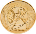 Baseball Collectibles:Others, 2003 Bobby Murcer New York Yankees 100th Anniversary Medallion from The Bobby Murcer Collection. ...