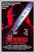 """Movie Posters:Horror, Leatherface: Texas Chainsaw Massacre III & Other Lot (New Line, 1990). One Sheets (2) (27"""" X 40"""" & 27"""" X 41"""") SS Regular & D... (Total: 2 Items)"""