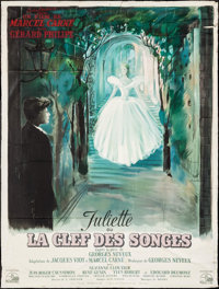 "Juliette, or Key of Dreams (Les Films Marceau, 1951). French Grande (46.5"" X 61.5""). Foreign"
