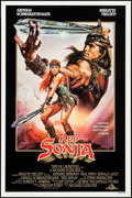 "Movie Posters:Action, Red Sonja (MGM, 1985). One Sheet (27"" X 41""). Action.. ..."