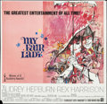 """Movie Posters:Musical, My Fair Lady (Warner Brothers, R-1969). International Six Sheet (77"""" X 79""""). Musical.. ..."""