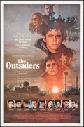 """Movie Posters:Crime, The Outsiders (Warner Brothers, 1982). One Sheet (27"""" X 41"""") Style B. Crime.. ..."""