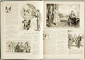 Books:Art & Architecture, [Caricature]. Various Authors/Illustrators. Caricature: Wit and Humor of a Nation in Picture, Song and Story. New Yo...