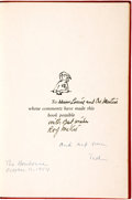 Books:Art & Architecture, [Cartoons]. Roy McKié. INSCRIBED. The Dog. New York: Simon and Schuster, [1954]....