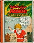 Books:Art & Architecture, [Comic Strips]. Harold Gray. Little Orphan Annie Shipwrecked. New York: Cupples & Leon, [1931]....