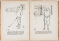 Books:Art & Architecture, [Caricature, Golf]. Frank Wing. Fore! Eighty-Two Sketches of the Same Number of Minneapolis Golfers. [Minneapoli...