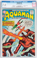 Silver Age (1956-1969):Superhero, Aquaman #1 (DC, 1962) CGC FN/VF 7.0 Off-white to white pages....