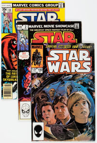 Star Wars Group of 63 (Marvel, 1977-86) Condition: Average VF/NM.... (Total: 63 Comic Books)