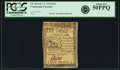 Colonial Notes:Continental Congress Issues, Continental Currency February 17, 1776 $1/3 Fr. CC-20. PCGS AboutNew 50PPQ.. ...