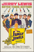 """Movie Posters:Comedy, The Family Jewels & Others Lot (Paramount, 1965). One Sheets(5) (27"""" X 41""""). Comedy.. ... (Total: 5 Items)"""