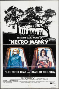 """Necromancy & Others Lot (Cinerama Releasing, 1972). One Sheets (5) (27"""" X 41""""). Horror. ... (Total: 5..."""