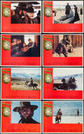 """Movie Posters:Western, High Plains Drifter (Universal, 1973). Lobby Card Set of 8 (11"""" X 14""""). Western.. ... (Total: 8 Items)"""
