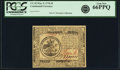 Colonial Notes:Continental Congress Issues, Continental Currency May 9, 1776 $5 Fr. CC-35. PCGS Gem New 66PPQ.....