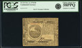 Colonial Notes:Continental Congress Issues, Continental Currency November 2, 1776 $6 Fr. CC-51. PCGS ChoiceAbout New 58PPQ.. ...
