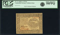 Colonial Notes:Continental Congress Issues, Continental Currency April 11, 1778 $4 Yorktown Issue Fr. CC-71.PCGS Choice About New 58PPQ.. ...
