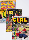 Golden Age (1938-1955):Miscellaneous, Comic Books - Assorted Golden Age Comics Group of 20 (Various Publishers, 1940s-50s) Condition: Average VG+.... (Total: 20 Comic Books)