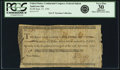 Colonial Notes:Continental Congress Issues, United States Congress Federal Indent September 27, 1785 $2 Fr. UNL Anderson-Smythe 166. PCGS Very Fine 30 Apparent.. ...