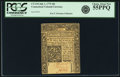 Colonial Notes:Connecticut, Colony of Connecticut July 1, 1775 40 Shillings Fr. CT-193. PCGSChoice About New 55PPQ.. ...