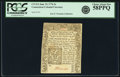 Colonial Notes:Connecticut, Colony of Connecticut June 19, 1776 5 Shillings Fr. CT-212. PCGSChoice About New 58PPQ.. ...