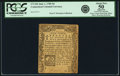 Colonial Notes:Connecticut, State of Connecticut June 1, 1780 9 Pence Fr. CT-226. PCGS About New 50 Apparent.. ...