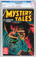 Golden Age (1938-1955):Horror, Mystery Tales #26 (Atlas, 1955) CGC FN+ 6.5 Off-white to whitepages....