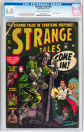 Golden Age (1938-1955):Horror, Strange Tales #24 (Atlas, 1953) CGC FN 6.0 Cream to off-whitepages....