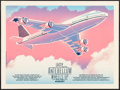 "Movie Posters:Rock and Roll, Lady Antebellum Wheels Up Tour by Tim Doyle (Tim Doyle, 2015).Screen Print Concert Poster (18"" X 24"") August Style. Rock an..."