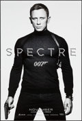 "Movie Posters:James Bond, Spectre (Columbia, 2015). One Sheet (27"" X 40"") SS Advance. JamesBond.. ..."
