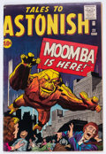 Silver Age (1956-1969):Science Fiction, Tales to Astonish #23 (Marvel, 1961) Condition: VG+....