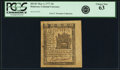 Colonial Notes:Delaware, Colony of Delaware May 1, 1777 3 Pence Fr. DE-81. PCGS Choice New63.. ...