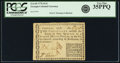 Colonial Notes:Georgia, Georgia 1776 Fractional Denominations $1/4 Fr. GA-69. PCGS VeryFine 35PPQ.. ...