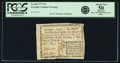 Colonial Notes:Georgia, Georgia 1777 No Resolution Date $3 Fr. GA-85. PCGS About New 50 Apparent.. ...