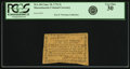 Colonial Notes:Massachusetts, Massachusetts June 18, 1776 5 Shillings Fr. MA-204. PCGS Very Fine30.. ...