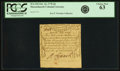 Colonial Notes:Massachusetts, Massachusetts October 16, 1778 4 Pence Fr. MA-256. PCGS Choice New63.. ...