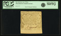 Colonial Notes:Massachusetts, Massachusetts October 16, 1778 2 Shillings Fr. MA-262. PCGS ChoiceAbout New 58PPQ.. ...