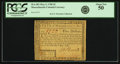 Colonial Notes:Massachusetts, State of Massachusetts May 5, 1780 $5 Fr. MA-282. PCGS About New50.. ...