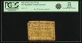 Colonial Notes:New Hampshire, New Hampshire June 28, 1776 3 Pence Fr. NH-159. PCGS Fine 15Apparent.. ...