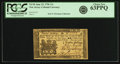Colonial Notes:New Jersey, New Jersey June 22, 1756 12 Shillings Fr. NJ-96. PCGS Choice New63PPQ.. ...