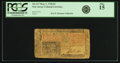 Colonial Notes:New Jersey, New Jersey May 1, 1758 3 Pounds Fr. NJ-117. PCGS Fine 15.. ...