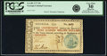 Colonial Notes:Georgia, Georgia 1777 No Resolution Date $9 Justice Fr. GA-89. PCGS VeryFine 30 Apparent.. ...