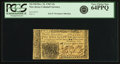 Colonial Notes:New Jersey, New Jersey December 31, 1763 12 Shillings Fr. NJ-156. PCGS Very Choice New 64PPQ.. ...