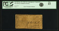 Colonial Notes:New Jersey, New Jersey December 31, 1763 12 Shillings Contemporary Counterfeit Fr. NJ-156. PCGS Fine 15.. ...