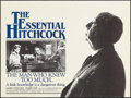"""Movie Posters:Hitchcock, The Man Who Knew Too Much (UIP, R-1983). British Quad (30"""" X 40"""").Hitchcock.. ..."""