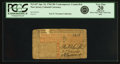 Colonial Notes:New Jersey, New Jersey April 16, 1764 30 Shillings Contemporary Counterfeit Fr.NJ-167. PCGS Very Fine 20 Apparent.. ...