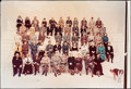 """Movie Posters:Miscellaneous, MGM 25th Anniversary (1970s). Restrike Portrait Photo Mural (73.5""""X 108.5""""). Miscellaneous.. ..."""